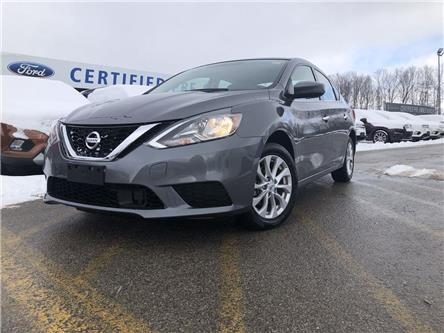 2018 Nissan Sentra 1.8 SV (Stk: P9015) in Barrie - Image 1 of 16