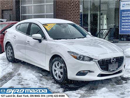 2018 Mazda Mazda3 GX (Stk: 29484A) in East York - Image 1 of 28