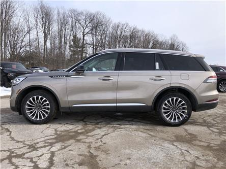 2020 Lincoln Aviator Reserve (Stk: LA20286) in Barrie - Image 2 of 18