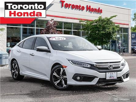 2017 Honda Civic Sedan Touring (Stk: H39999L) in Toronto - Image 1 of 26