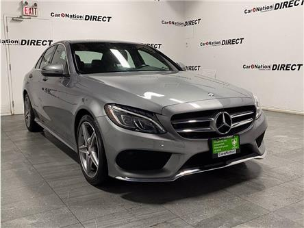 2016 Mercedes-Benz C-Class Base (Stk: CN6176) in Burlington - Image 2 of 37