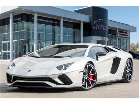 2017 Lamborghini Aventador Aventador|NAVI|REAR CAM|CARBON ENGINE|CARBON SEATS (Stk: 06133) in Mississauga - Image 2 of 33