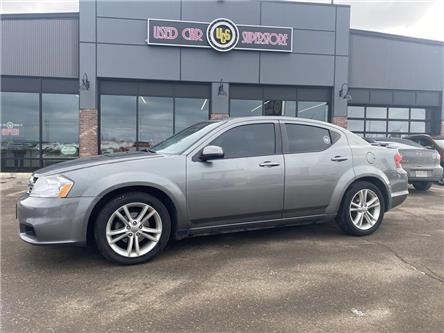 2012 Dodge Avenger SXT (Stk: 3856A) in Thunder Bay - Image 1 of 13