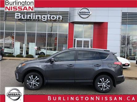 2017 Toyota RAV4 LE (Stk: A6879) in Burlington - Image 1 of 17
