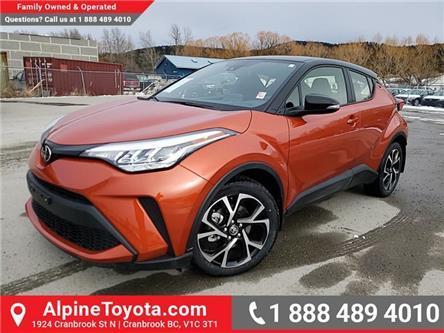 2020 Toyota C-HR XLE Premium (Stk: 1068529) in Cranbrook - Image 1 of 23