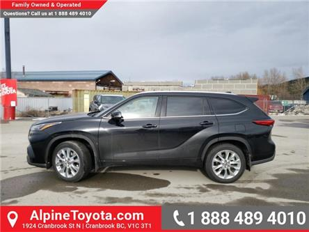 2020 Toyota Highlander Limited (Stk: S001756) in Cranbrook - Image 2 of 27