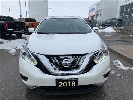 2018 Nissan Murano Platinum (Stk: S0136A) in St. Thomas - Image 2 of 30