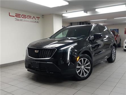 2020 Cadillac XT4 Sport (Stk: 209554) in Burlington - Image 1 of 14