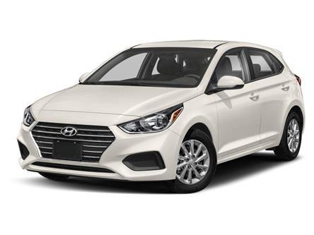 2020 Hyundai Accent Preferred (Stk: LA115383) in Abbotsford - Image 1 of 9