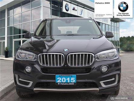 2015 BMW X5 xDrive35i (Stk: U0062B) in Sudbury - Image 2 of 21