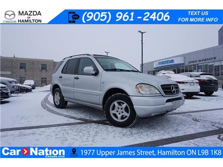 2000 Mercedes-Benz M-Class  (Stk: HN2366A) in Hamilton - Image 1 of 25