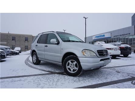 2000 Mercedes-Benz M-Class  (Stk: HN2366A) in Hamilton - Image 2 of 25