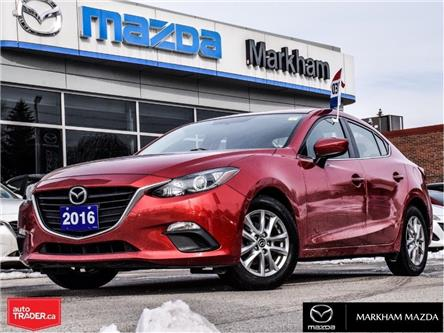 2016 Mazda Mazda3 GS (Stk: G200133A) in Markham - Image 1 of 29