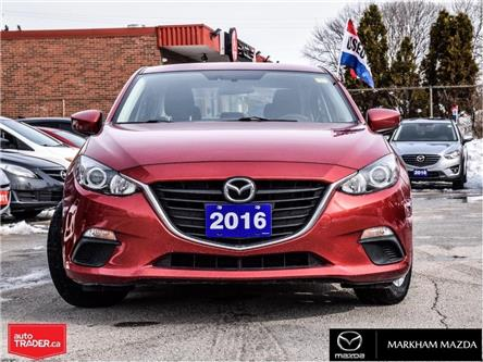 2016 Mazda Mazda3 GS (Stk: G200133A) in Markham - Image 2 of 29