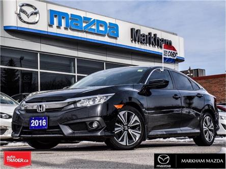2016 Honda Civic EX-T (Stk: Z200160A) in Markham - Image 1 of 30