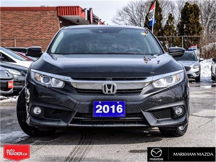 2016 Honda Civic EX-T (Stk: Z200160A) in Markham - Image 2 of 30