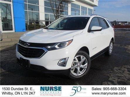 2020 Chevrolet Equinox LT (Stk: 20T068) in Whitby - Image 1 of 30
