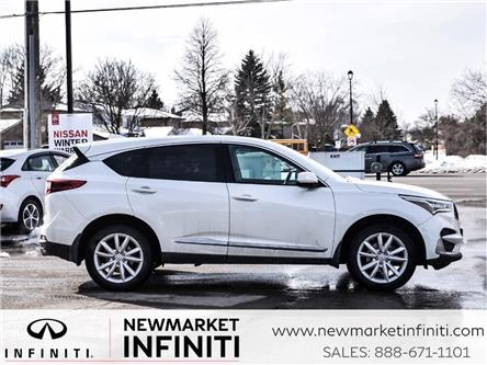 2019 Acura RDX Base (Stk: UI1298) in Newmarket - Image 2 of 26