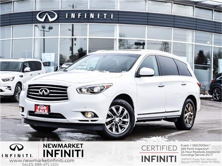 2013 Infiniti JX35 Base (Stk: UI1250A) in Newmarket - Image 1 of 28