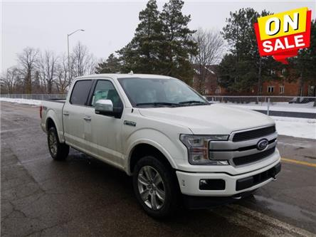 2020 Ford F-150 Platinum (Stk: 20FS0714) in Unionville - Image 1 of 13