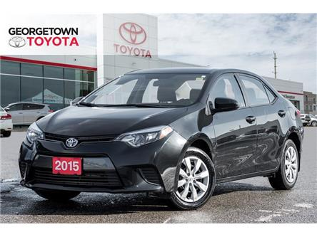 2015 Toyota Corolla LE (Stk: 15-52767GL) in Georgetown - Image 1 of 18