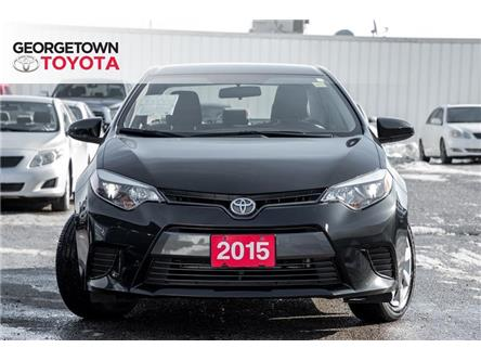 2015 Toyota Corolla LE (Stk: 15-52767GL) in Georgetown - Image 2 of 18