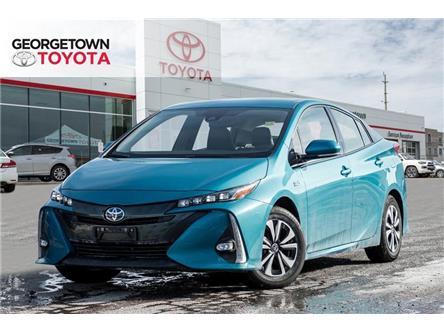 2018 Toyota Prius Prime Upgrade (Stk: 18-78045GT) in Georgetown - Image 1 of 18