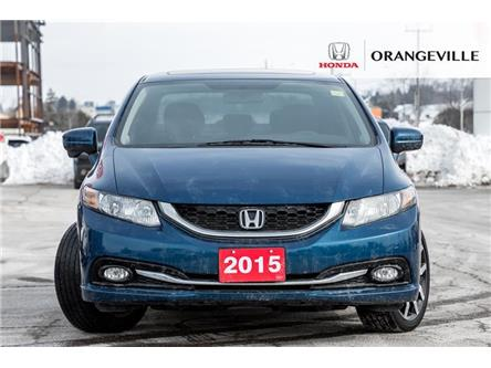 2015 Honda Civic Touring (Stk: F20066A) in Orangeville - Image 2 of 21