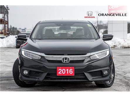 2016 Honda Civic Touring (Stk: U3313) in Orangeville - Image 2 of 21