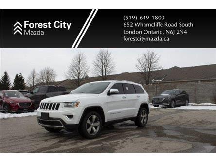 2015 Jeep Grand Cherokee Limited (Stk: MA0187) in London - Image 1 of 15