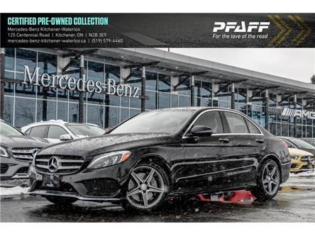 2016 Mercedes-Benz C-Class Base (Stk: 39653A) in Kitchener - Image 1 of 22