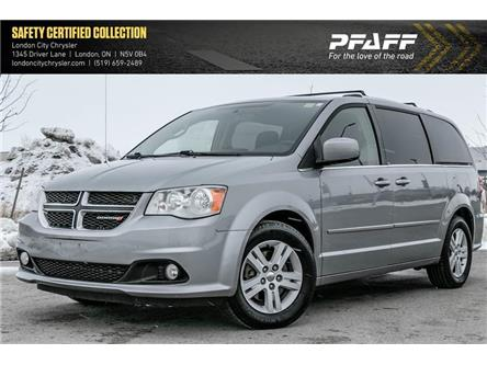 2014 Dodge Grand Caravan Crew (Stk: LU8750A) in London - Image 1 of 22