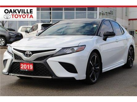 2019 Toyota Camry XSE (Stk: LP6998) in Oakville - Image 1 of 16