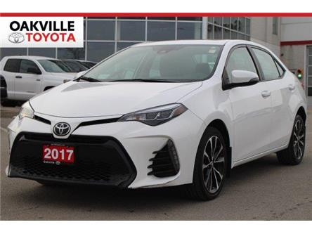 2017 Toyota Corolla SE (Stk: LP9062) in Oakville - Image 1 of 18