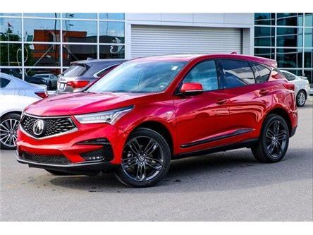 2019 Acura RDX A-Spec (Stk: P18829) in Ottawa - Image 1 of 30