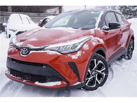 2020 Toyota C-HR XLE Premium (Stk: 28120) in Ottawa - Image 1 of 22