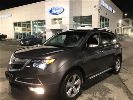 2012 Acura MDX Technology Package (Stk: 206380A) in Vancouver - Image 1 of 23
