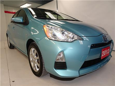 2012 Toyota Prius C Technology (Stk: 37055U) in Markham - Image 1 of 23