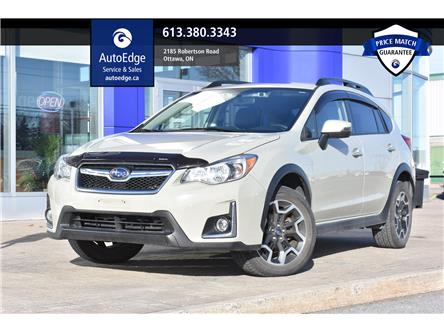 2016 Subaru Crosstrek Limited Package (Stk: A0082) in Ottawa - Image 1 of 30