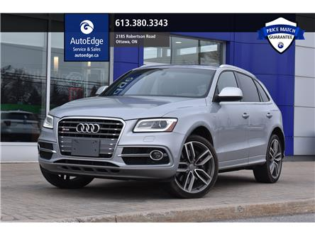 2015 Audi SQ5 3.0T Technik (Stk: A0065) in Ottawa - Image 1 of 30