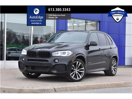 2015 BMW X5 xDrive35d (Stk: A0081) in Ottawa - Image 1 of 8