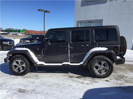 2018 Jeep Wrangler JK Unlimited Sahara (Stk: 24682P) in Newmarket - Image 2 of 20