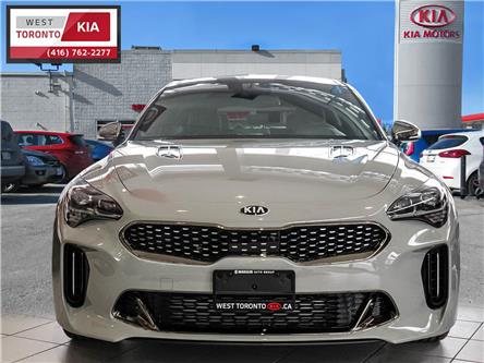 2020 Kia Stinger GT Limited w/Red Interior (Stk: 20141) in Toronto - Image 2 of 22