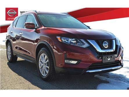 2019 Nissan Rogue SV (Stk: N594A) in Thornhill - Image 1 of 26