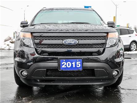 2015 Ford Explorer Sport (Stk: 15-48058-T) in Burlington - Image 2 of 26