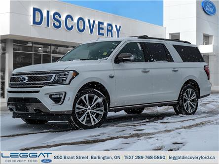 2020 Ford Expedition Max King Ranch (Stk: EP20-26193) in Burlington - Image 1 of 21