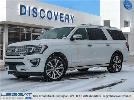 2020 Ford Expedition Max Platinum (Stk: EP20-31891) in Burlington - Image 1 of 22