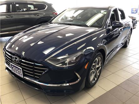 2020 Hyundai Sonata Preferred (Stk: 10030) in Smiths Falls - Image 2 of 9