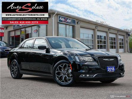 2018 Chrysler 300 S (Stk: 1C3HT21) in Scarborough - Image 1 of 28