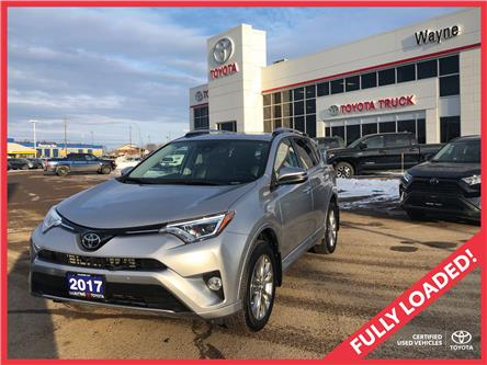 2017 Toyota RAV4 Limited (Stk: 22202-2) in Thunder Bay - Image 1 of 30